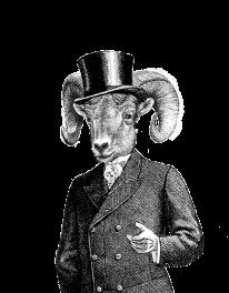 Character Goatson