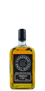 Cadenhead's Strathclyde 26 Year Old Single Grain Scotch Whisky
