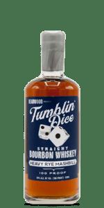 Deadwood Tumblin' Dice Heavy Rye Bourbon
