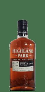 Highland Park 15 Year Old Gotham City