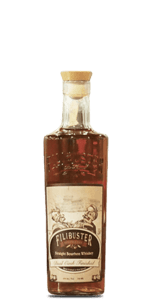 Filibuster Dual Cask Straight Bourbon Whiskey