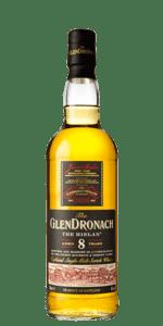 The GlenDronach The Hielan 8 YO