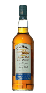 The Tyrconnell 10 Year Old Sherry Cask Finish