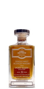 The First Editions Port Ellen 31 Year Old