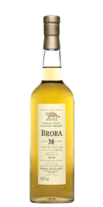 Brora 38 Year Old