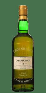 Cadenhead's Caperdonich 14 Year Old 1977 Cask Strength