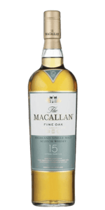 The Macallan 15 Year Old Fine Oak