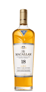 The Macallan 18 Year Old Triple Cask Matured