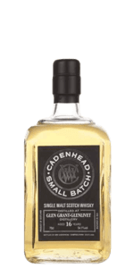 Cadenhead's Glen Grant-Glenlivet 16 Scotch Whisky