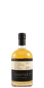 Chapter 7 Monologue 24 Year Old Ledaig 1995