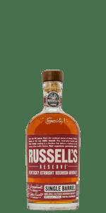 Russell's Reserve Single Barrel Bourbon Whiskey