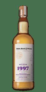 Deer, Bear & Moose Ben Nevis 1997