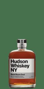Hudson Whiskey NY Back Room Deal