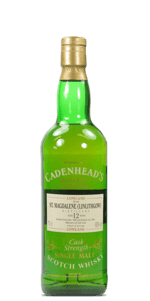 St Magdalene 1982 Cadenhead's 12 Year Old