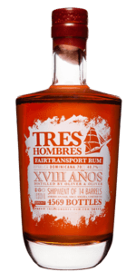 Tres Hombres 2014 Rum