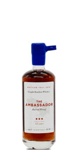 The Ambassador 12 Year Bourbon