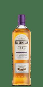 Bushmills 28 Year Old Single Malt Cognac Cask Whiskey