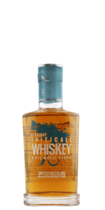 Dry Fly Straight Triticale Whiskey (44% ABV)