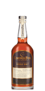 Copper Fox American Single Malt Whisky