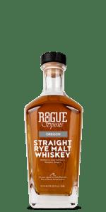 Rogue Spirits Oregon Rye Malt Whiskey