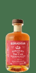 Edradour 10 Year Old 2002 Burgundy Cask Finish