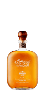 Jefferson's Reserve Very Old Small Batch Bourbon