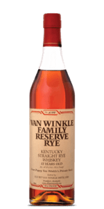 Van Winkle Family Reserve Rye 13 Year Old