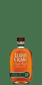 Elijah Craig Single Barrel 23 Year Old Bourbon