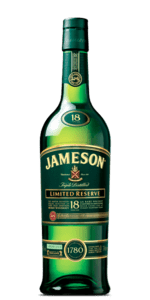 Jameson 18 Year Old Triple Distilled Limited Reserve