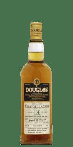 Craigellachie 2000 14 Year Old Douglas of Drumlanrig