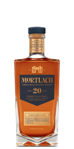 """Mortlach 20 Year Old """"Cowie's Blue Seal"""""""