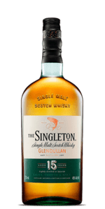 Singleton Of Glendullan 15 Year Old