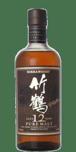 Nikka Taketsuru 12 Year Old Pure Malt