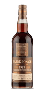 The GlenDronach 24 Year Old Single Cask 1993