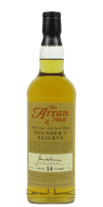 Arran Founder's Reserve 14 Years Old