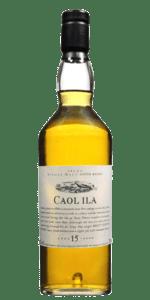 Caol Ila 15 Year Old Flora and Fauna