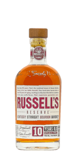 Russell's Reserve 10 Year Old Bourbon Whiskey