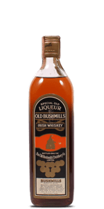 Old Bushmills Irish Whiskey