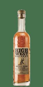 High West American Prairie Straight Bourbon Whiskey