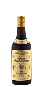 Barbancourt 15 Estate Reserve Rhum