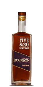 Five & 20 Straight Bourbon Whiskey