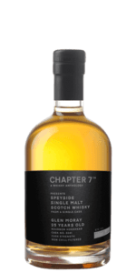Chapter 7 Glen Moray 25 Year Old