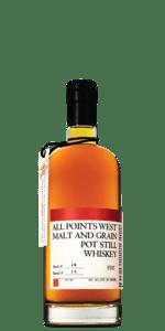 All Points West Malt and Grain Pot Still Whiskey