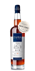 Zafra 21 Year Old Master Reserve Rum