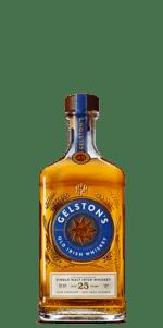 Gelston's 25 Year Old Irish Whiskey