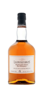 Leopold Bros. Maryland Style Rye