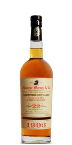 Alexander Murray Glenrothes 22 Year Old