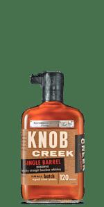 Knob Creek Flaviar Single Barrel Bourbon 2018