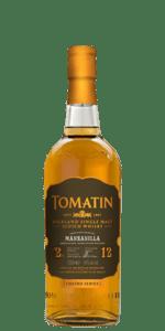 Tomatin 12 Year Old Cuatro Series #2 Manzanilla Sherry Cask Finish
