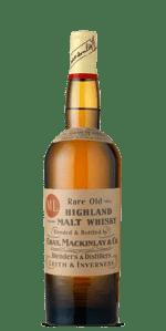Mackinlay's Shackleton Rare Old